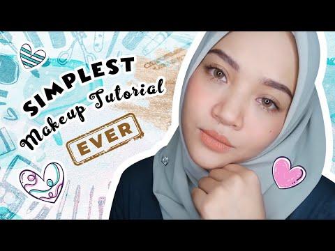 Simple Everyday Makeup (Budget Friendly Makeup for Beginners)   Yasmeen Razak