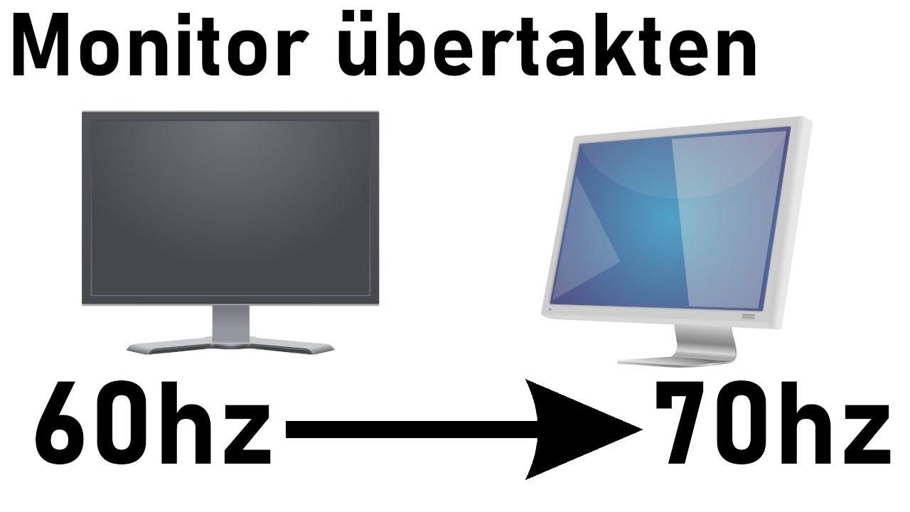Monitor Übertakten Tutorial (mit CRU/Custom Resolution Utility