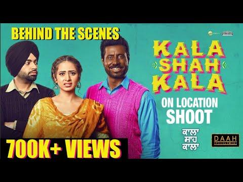 Kala Shah Kala Trailer | On Location Shoot | Binnu, Sargun, Jordan & Karamjit Anmol | DAAH Films Mp3