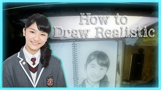How to Draw Realistic ? In this video give you step by step how to ...