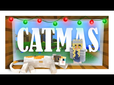 The Laziest Cat! w/ Shubble | Catmas (Ep.2)