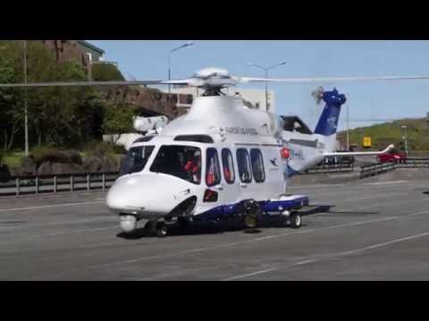 Helicopter Landing and Takeoff
