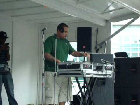 DJ ENUFF IN NEWARK  ART N CULTURE T.V.