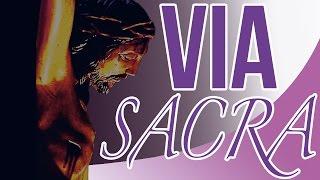 Via-sacra - 14/03/17 SEMANA SANTA NA CANÇÃO NOVA Inscreva-se no nos...