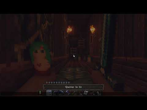 Ma 13éme Video Minecraft, Pagode Et Panda, 2019 10 30 03 54 20