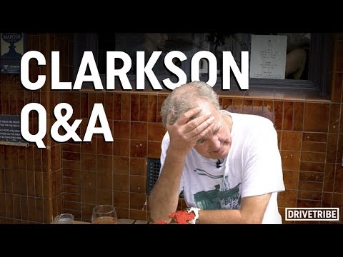Clarkson reveals how filming for The Grand Tour went a bit wrong