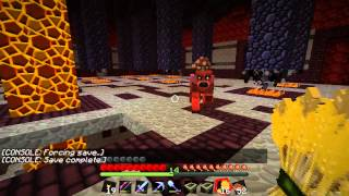 Minecraft SMP : Transport de bétail sous ecstasy