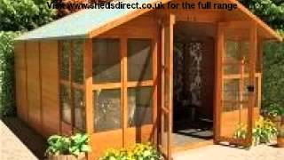 Top Garden Buildings Direct Devon  Http://shedsdirect.co.uk