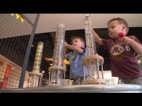 MN Children's Museum brings the fun of water to 'little kids'