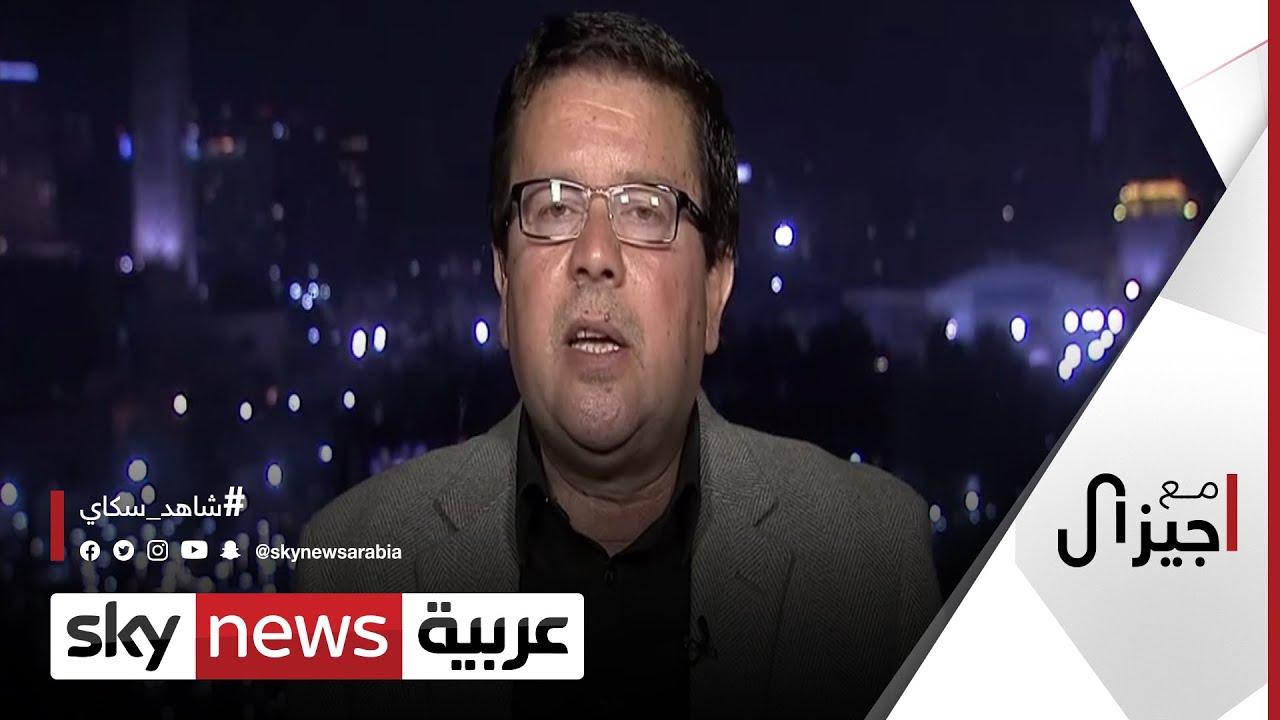 إخواني سابق: هناك انشقاق بين أعضاء تنظيم الإخوان في تركيا   #مع_جيزال  - 09:58-2021 / 4 / 5