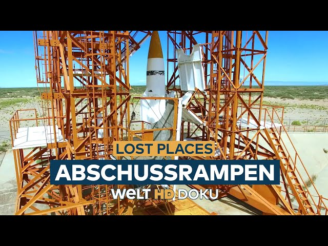 LOST PLACES - Abschussrampen   HD Doku