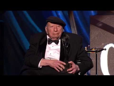 Cosimo Matassa at the 2012 Rock and Roll Hall of Fame Induction Ceremony