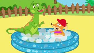 Fox Family Сartoon for kids #425