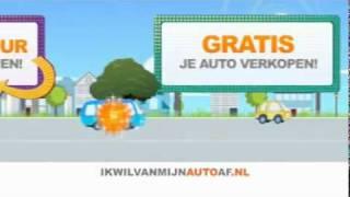 ikwilvanmijnautoaf.nl Auto verkopen TVcommercial Animatie.(ik wil van mijn auto af.nl De meest irritante reclame ter wereld -_-