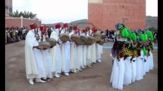 Tamazight : Ahidous Amagha, ait Ata taghzaft