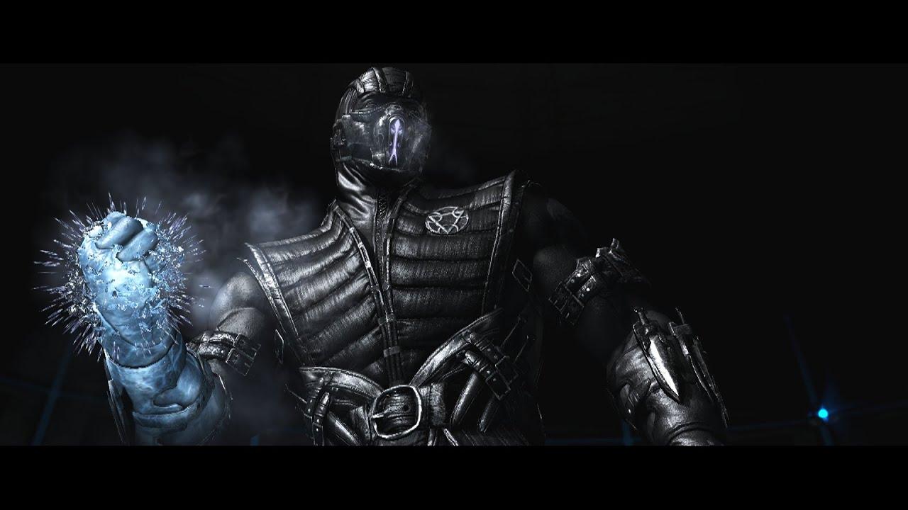 Mortal Kombat X: Noob Saibot Sub-Zero Skin/Costume
