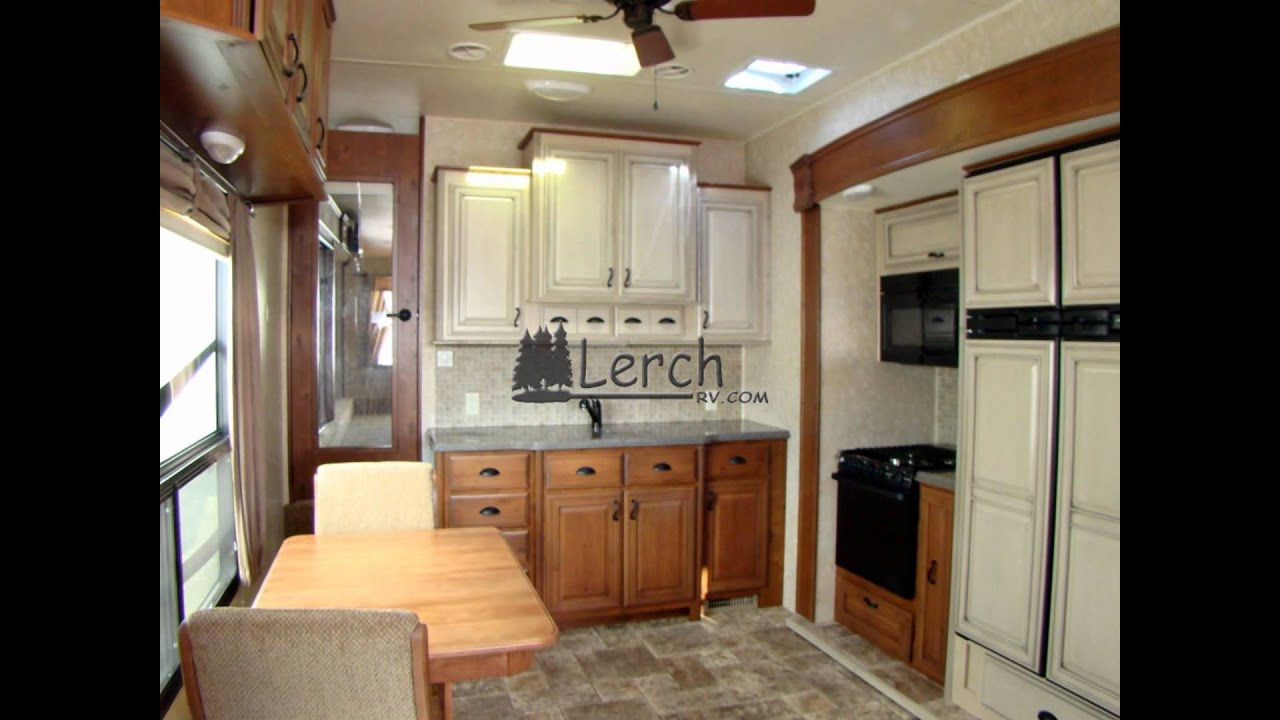 2012 Open Range 386 Flr Front Living Room 5th Wheel Lerch