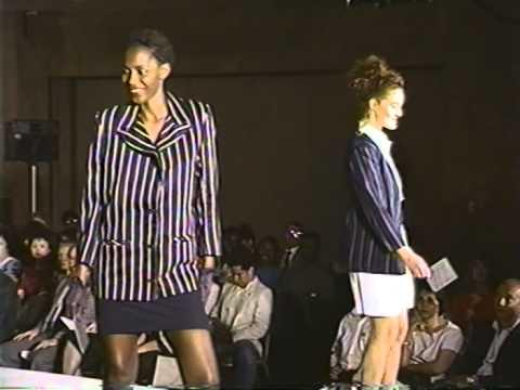 SMC's LA Mode Fashion Show: 1990