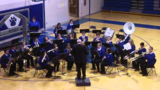 The Thirteen Days of Christmas - Wynford High School Band