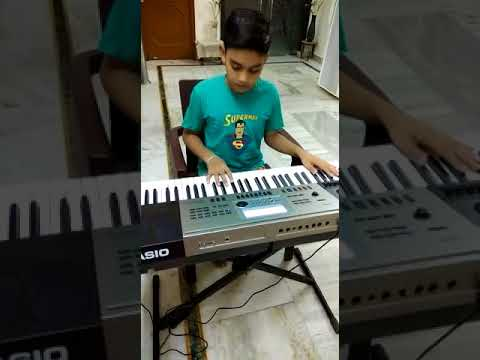 Mr. ARSH KUNDRA, Student of VISHAL MUSIC HUB