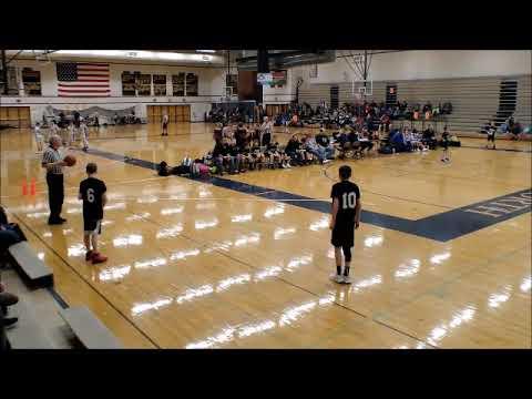 5th BB vs Winnebago Lutheran Academy Game 1 3 23 19