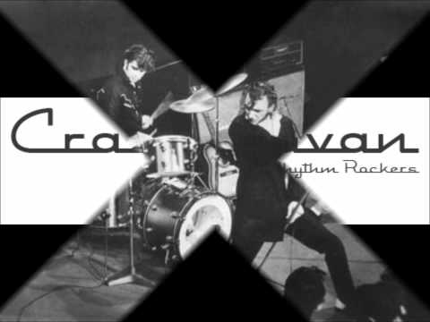 REAL GONE LOVER - CRAZY CAVAN & THE RHYTHM ROCKERS