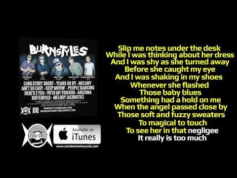 Burnstyles - Sinterfold (lyric video)