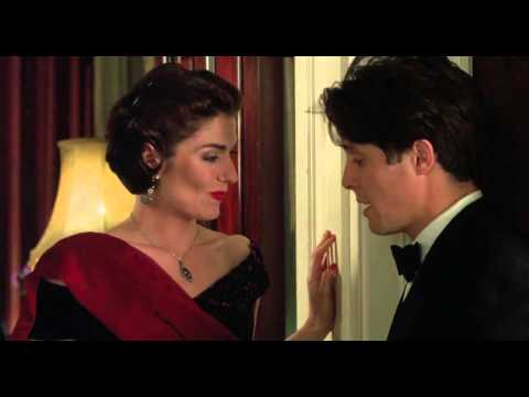 Anna Chancellor in Four Weddings and a Funeral 2