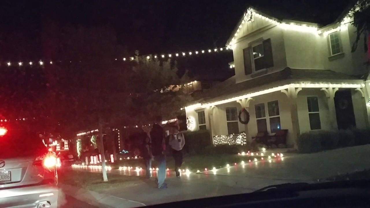 Christmas on Comstock, Gilbert, AZ 12.4.16 - YouTube