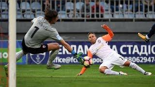 Mariupol 1-3 Shakhtar. Highlights (5/11/2017)