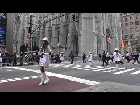 Hispanic Day Parade~2018~NYC~Institito America de Panama~NYCParadelife