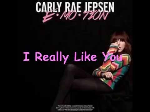 I Really Like You (Speed Up)