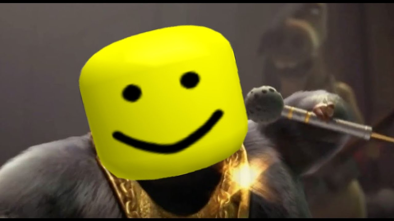 Biggie Cheese but every Boom is replaced with ROBLOX Death Sound and gets  louder