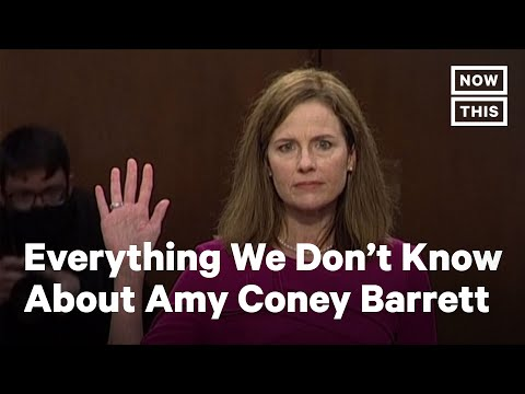 SCOTUS HEARING: Amy Coney Barrett Dodges Questions | NowThis