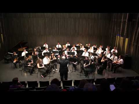 Phillips Academy Wind Ensemble and Jazz Band 3/10/17
