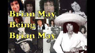 Brian May Being Brian May For 19 Minutes 28 Seconds