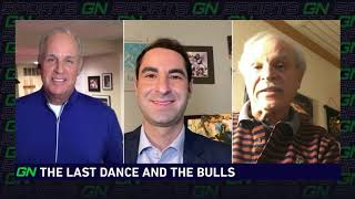 "Chicago Bulls write Sam Smith discusses ""The Last Dance"""