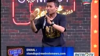 Arif Alfiansyah - Stand Up Comedy Battle Of Comic 3 Desember 2013 Part 1