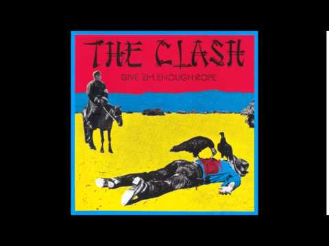 THE CLASH - LAST GANG IN TOWN