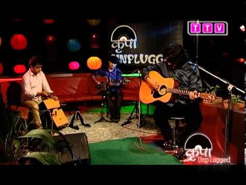 Samjhana Ma - Adrian Pradhan And Friends - KRIPA UNPLUGGED