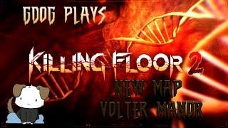 Killing Floor 2 UPDATE New Map - Volter Manor