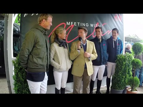 team h m at longines global champions tour of hamburg youtube. Black Bedroom Furniture Sets. Home Design Ideas