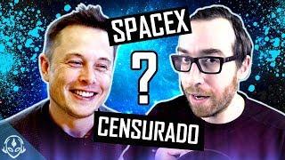 Censura en el espacio