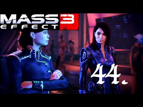 Mass Effect 3 - Road to Platinum - 44 - A whole load of invites