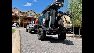 Hiker Trailer -Thinking of buying an Extreme Off Road model? Check this one out !