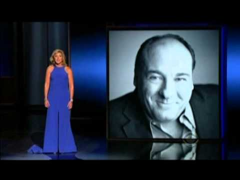 james gandolfini emmy 2013 Tribute