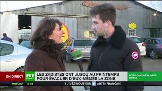 Le gouvernement décide d'abandonner le projet d'aéroport à Notre-Dame-des-Landes
