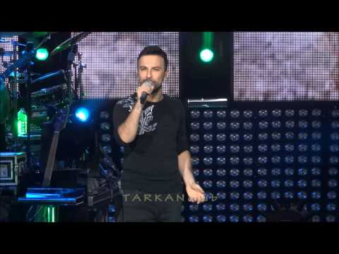 "TARKAN: ""Uyan"" Live @ Harbiye, Istanbul - September 4th, 2013"