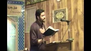 Khuda hai ya banda abutalib ka beta manqabat by asgher hussain Anjuman-e- hussaini  M.D