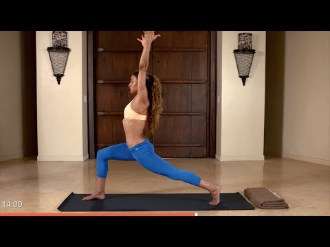 35-Min Perfect Yoga to Slim & Tone Butt & Thigh